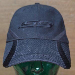 Camaro SS Licensed  Black Embroidered Hat